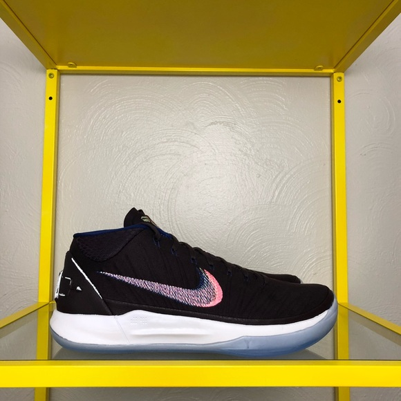 online retailer d2d3f c30f7 Nike Kobe AD Mid Port Wine Shoes Men s 10.5 - NEW